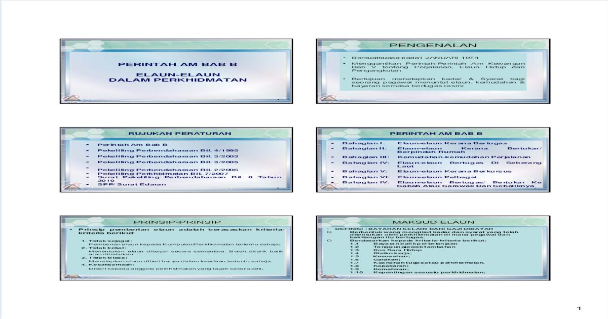 2perintah Am Bab B Pdf Document