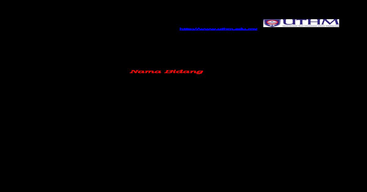 Contoh Laporan Akhir Latihan Mengajar Pdf Document
